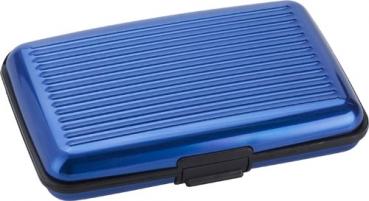 Visitenkartenhalter Suitcase Kobaltblau